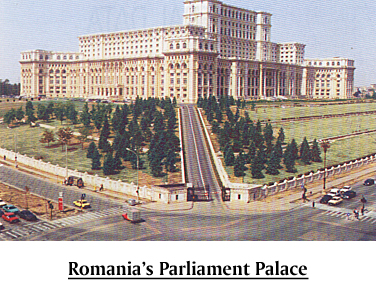 Parliament House - Romania